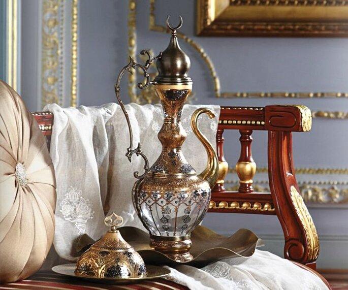 Orientalische Glaskunst – Foto: Maisonara.de