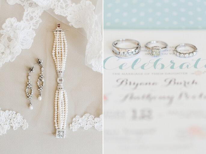 Una boda clásica y elegante - Katelyn James