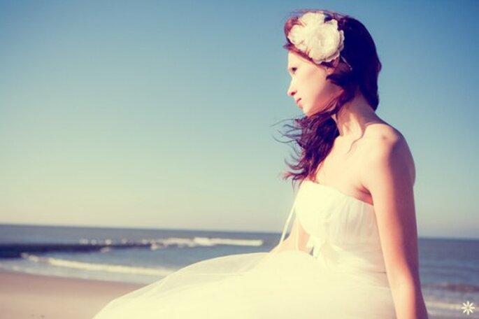 #MartesDeBodas - Todo sobre el estilo de una novia soñadora - Foto Sibo Designs