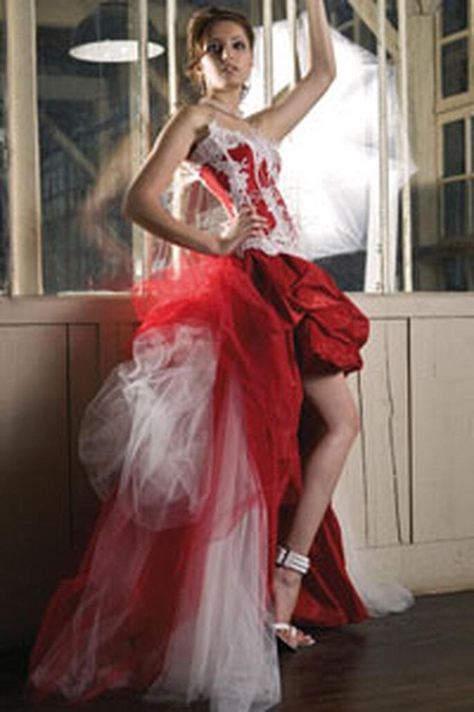 Robe Folie - Aurye Mariages 2010