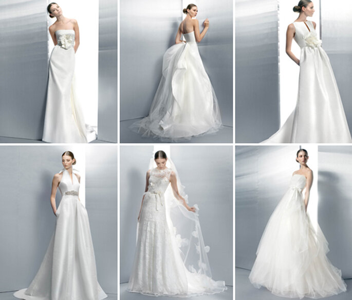 Robes de mariée Jesus Peiro 2012 : tout est dans le détail