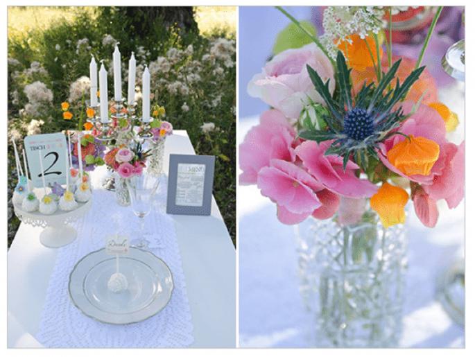 #MartesDeBodas: Tendencias en montajes de boda 2014 - Foto Marie Bleyer Fotografie