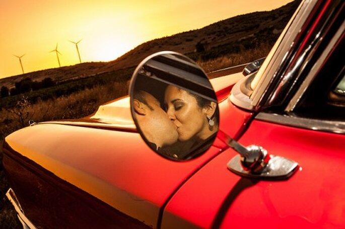 Un mariage à l'autre bout du monde... - Photo : acontraLUZ