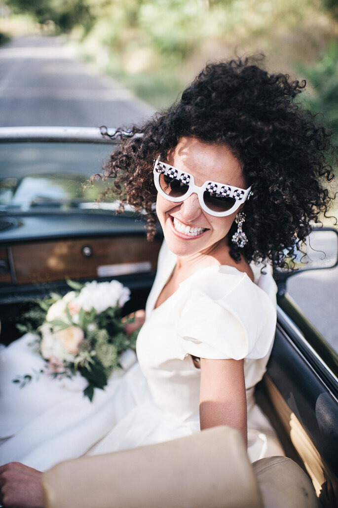Cómo ser la novia más feliz del mundo - Lisa Poggi Photography
