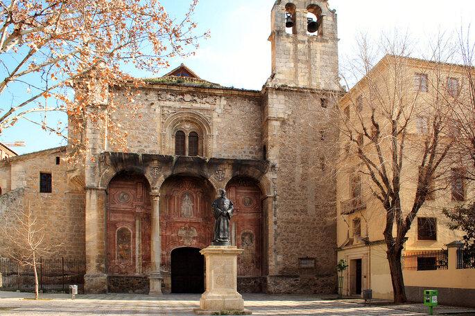 Iglesia de Santo Domingo. Foto Michael Jean vía Flickr