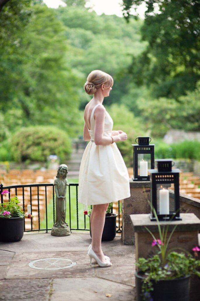 Estilismo perfecto para tu boda civil - Foto Oh Darling Photography