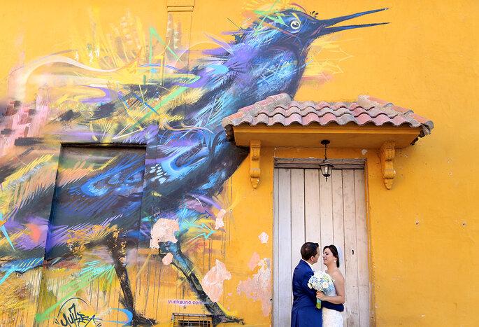 Catalina + Andrés Fotografía