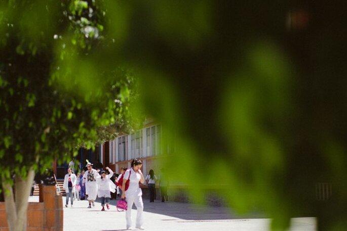 La propuesta de matrimonio más original y divertida - Foto Arody Sánchez