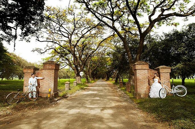 Choisir le lieu de réception de son mariage n'est pas toujours chose facile... - Photo : Rocha Fotografia