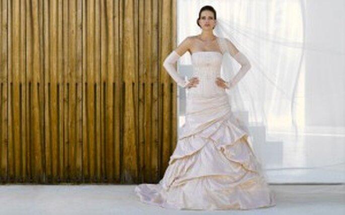 Brautkleider Kollektion 2010 von Weise