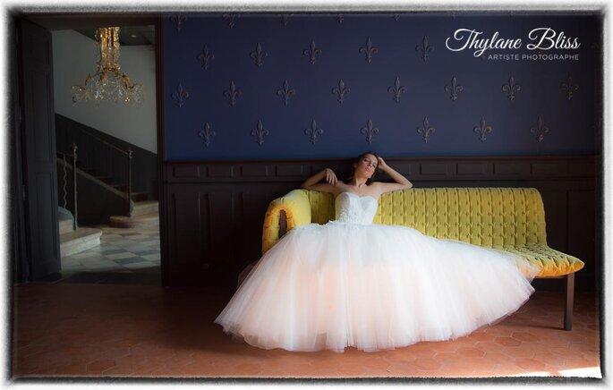 Photo : Thylane Bliss