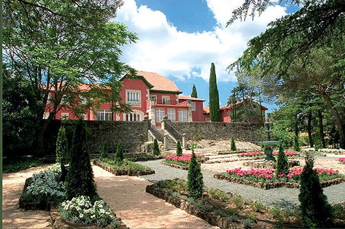 La Finca de Fuentepizarro, una antigua mansión de finales del siglo XIX. Foto: Grupo Fuentepizarro