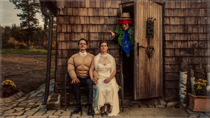"""Gewinnerfoto des Wettbewerbs """"Das beste Hochzeitsfoto Deutschlands 2012"""" - Foto: Darek Gontarski"""