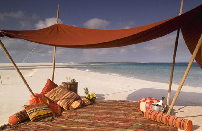 Playas de Mozambique