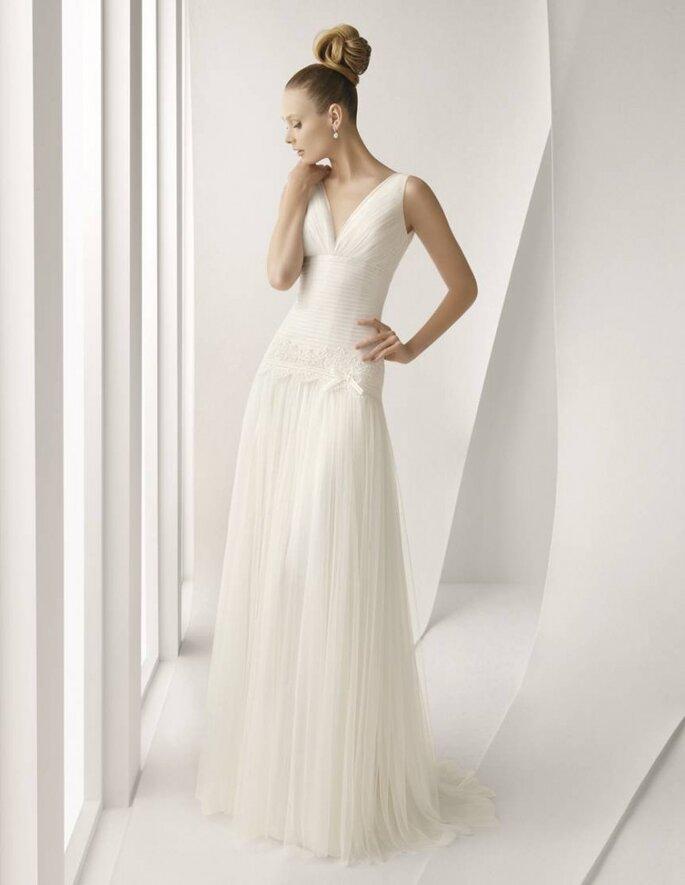 Vestidos de Noiva Rosa Clará 2012 - Actual