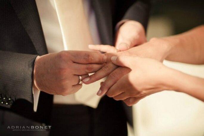 Témoins de mariage : un rôle clé - Photo : Adrian Bonet