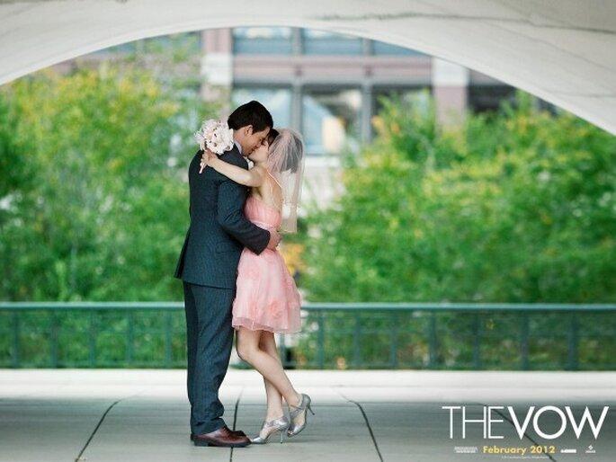 15 mentiras que nos cuentan las películas sobre las bodas - The Vow