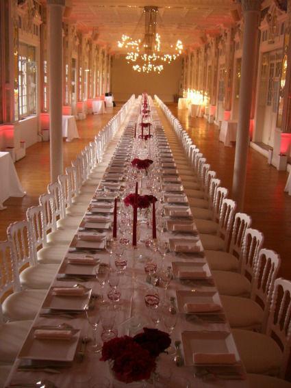 Banquet Salon des Miroirs