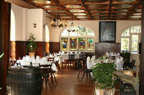 Beispiel: Restaurant - Innenraum, Foto: Restaurant ´S´ Kastanie.