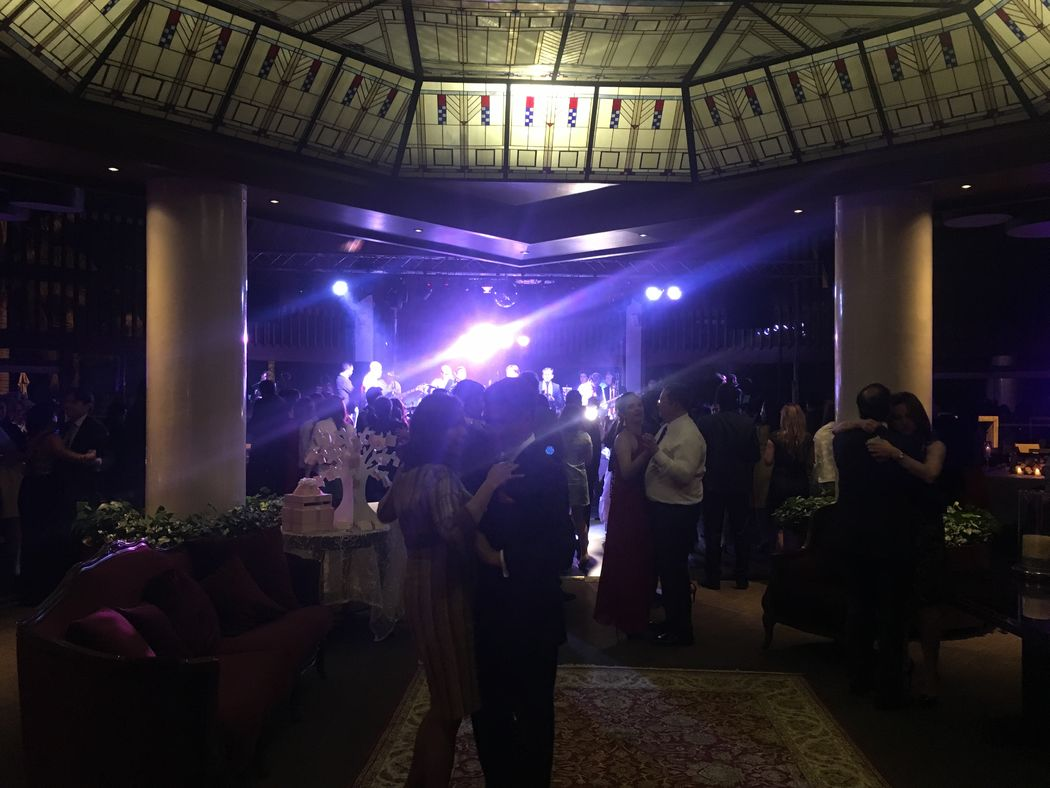 Cuatro 40 Eventos Matrimonio David & Maria Mercedes en el club Los Arrayanes. Montaje, decoración, musica y Producción realizado por nosotros Cuatro40 Eventos