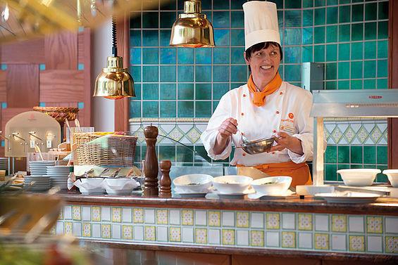 Beispiel: Kulinarische Spezialitäten, Foto: Travel Charme Bernstein Prerow.