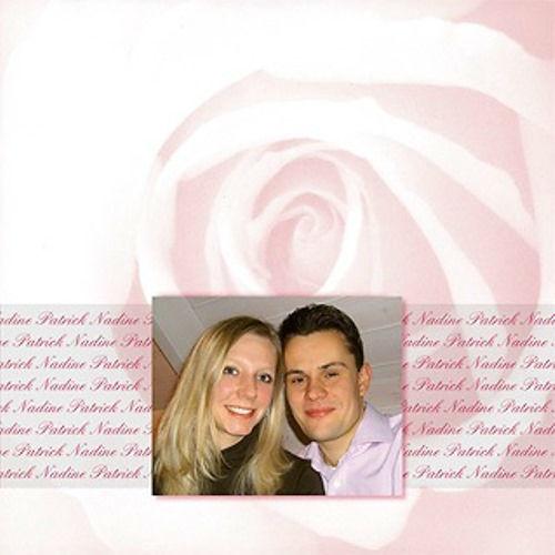 Beispiel: Ihre Einladung zur Hochzeit, Foto: Stauffercards.