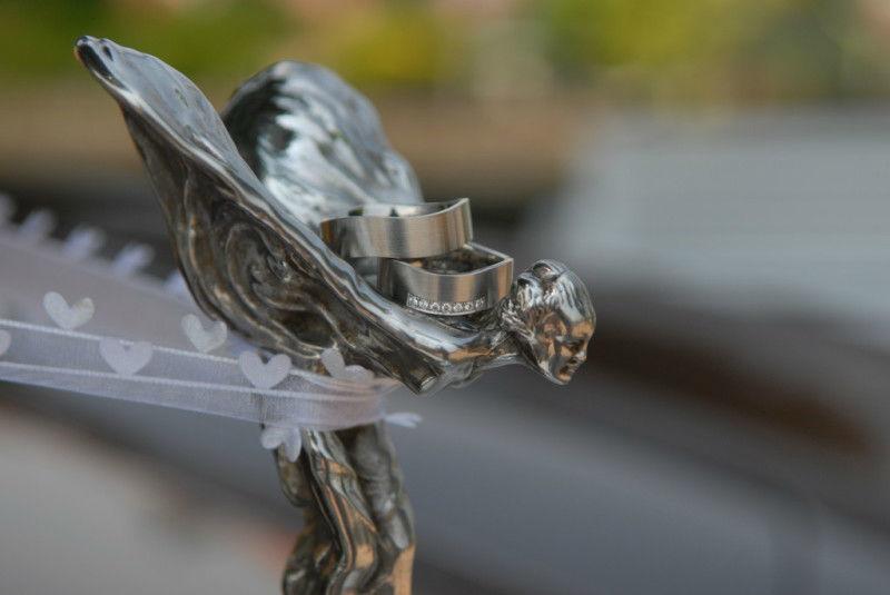 Beispiel: Ihr Hochzeitsauto, Foto: Royal Chauffer.
