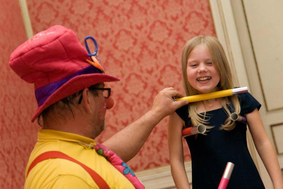Beispiel: Unterhaltung für die Kleinsten, Foto: Martina Draper.