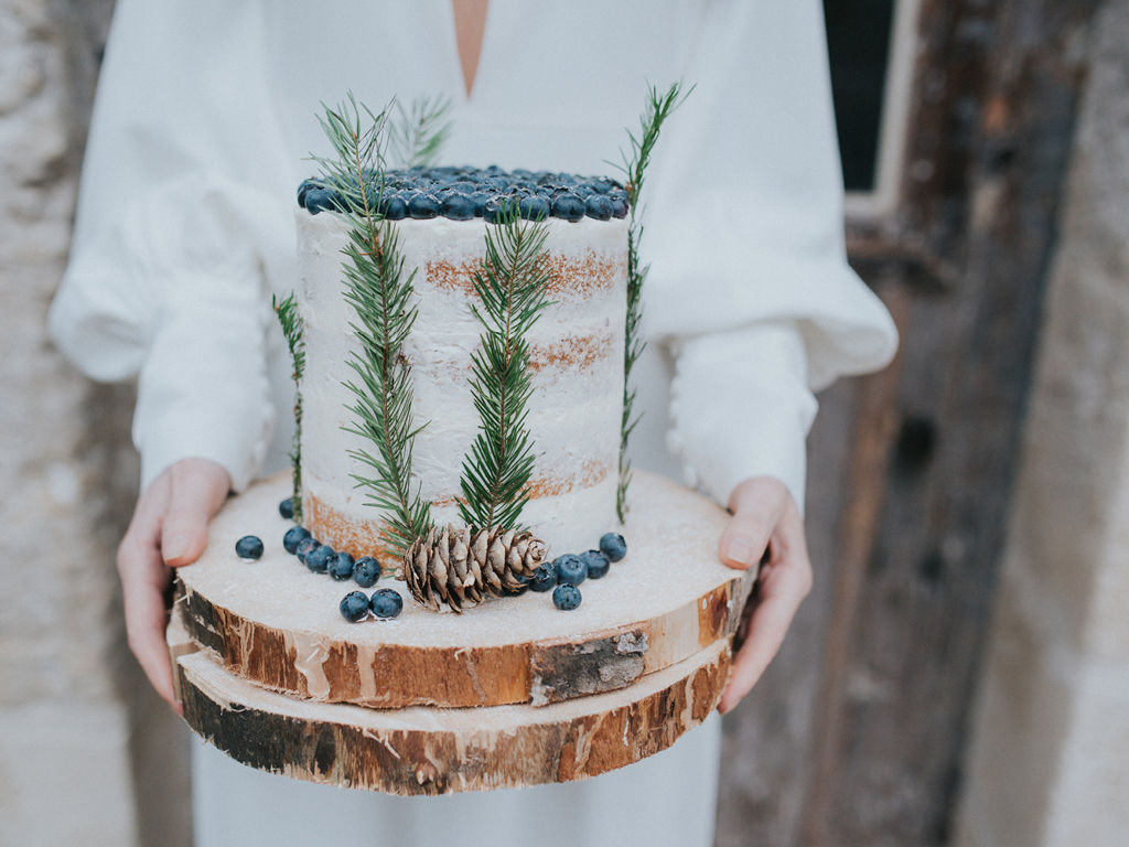Mariage hivernal en Normandie - La Fabrique des Instants