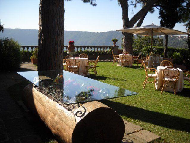 Villa Elvira Vaselli Ricevimenti - Giardino