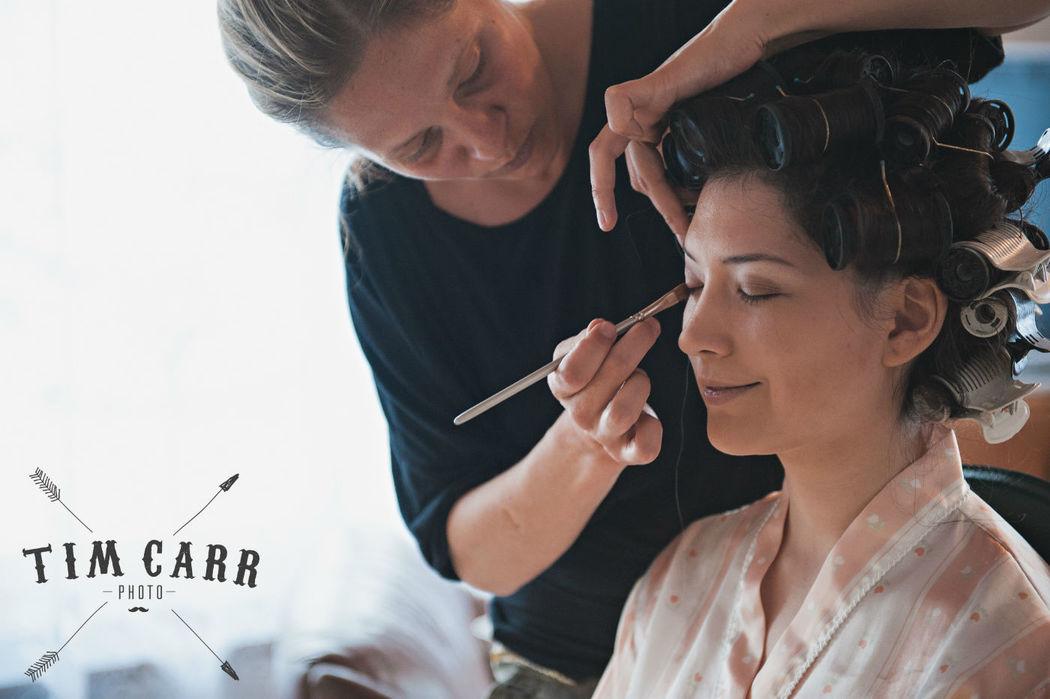 Beispiel: Hochzeitsvorbereitungen, Foto: Wedding Factory by Sabrina Weber.