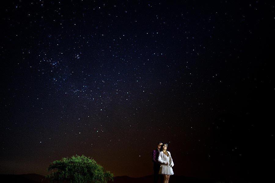 Bella noche estrellada