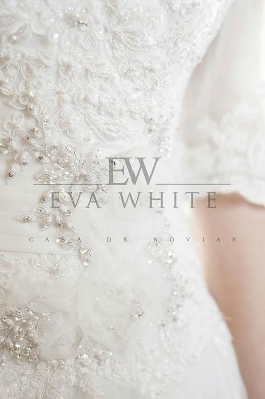 Eva White Casa de Novias