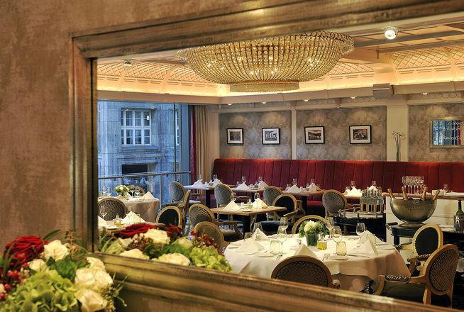 Beispiel: Restaurant, Foto: Breidenbacher Hof.