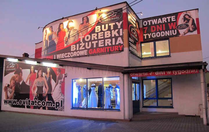 Salon Mody Evita w Tychach