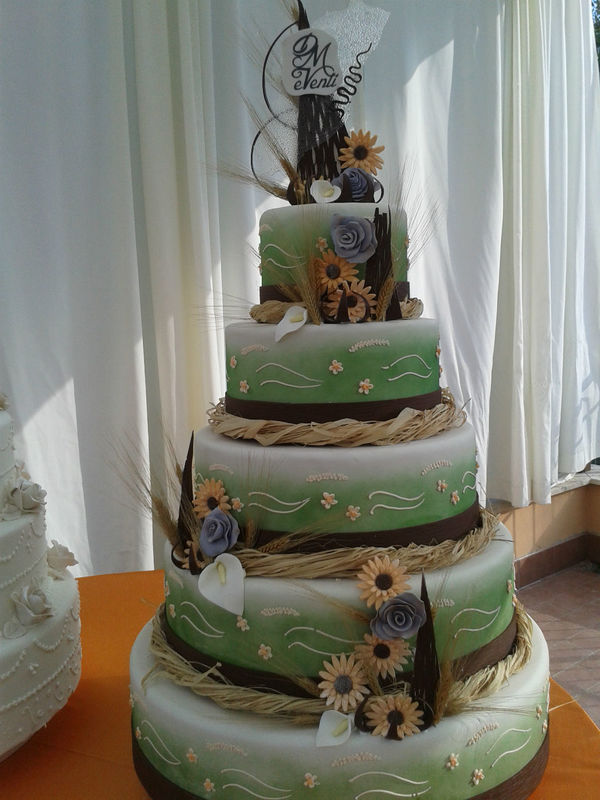 Wedding Cake country