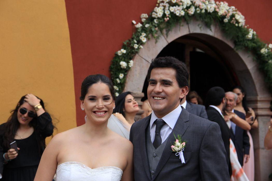 Lucia y Renzo boda 10 de Octubre 2015