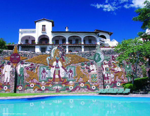 Posada de la Misión en Taxco, Guerrero