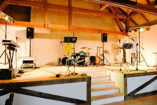 Beispiel: Bühne, Foto: Eventstadl