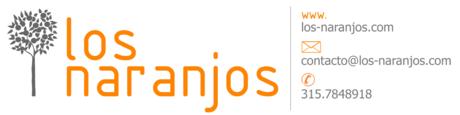 Empresa Los Naranjos invitaciones. Bogotá