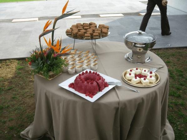 Postres hechos con los máximos estándares de calidad - Foto Focaccia Banquetes