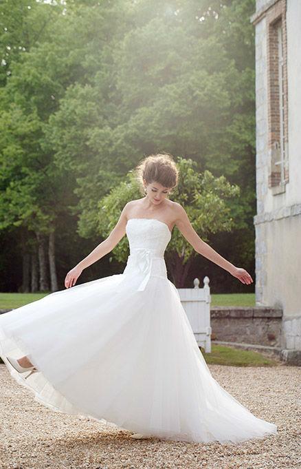 Beispiel: Finden Sie Ihre Traumkleid, Foto: Hochzeitssalon Jereb.