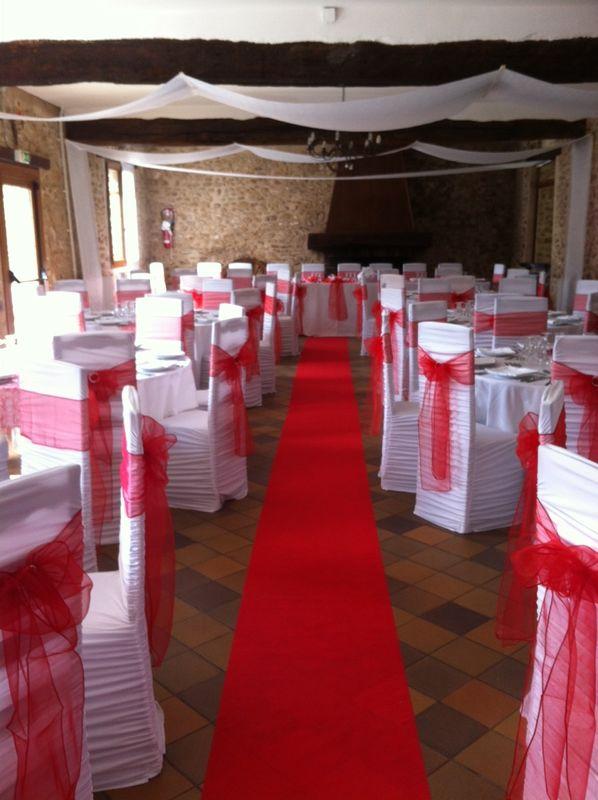 Décoration de salle par Event-Evenements