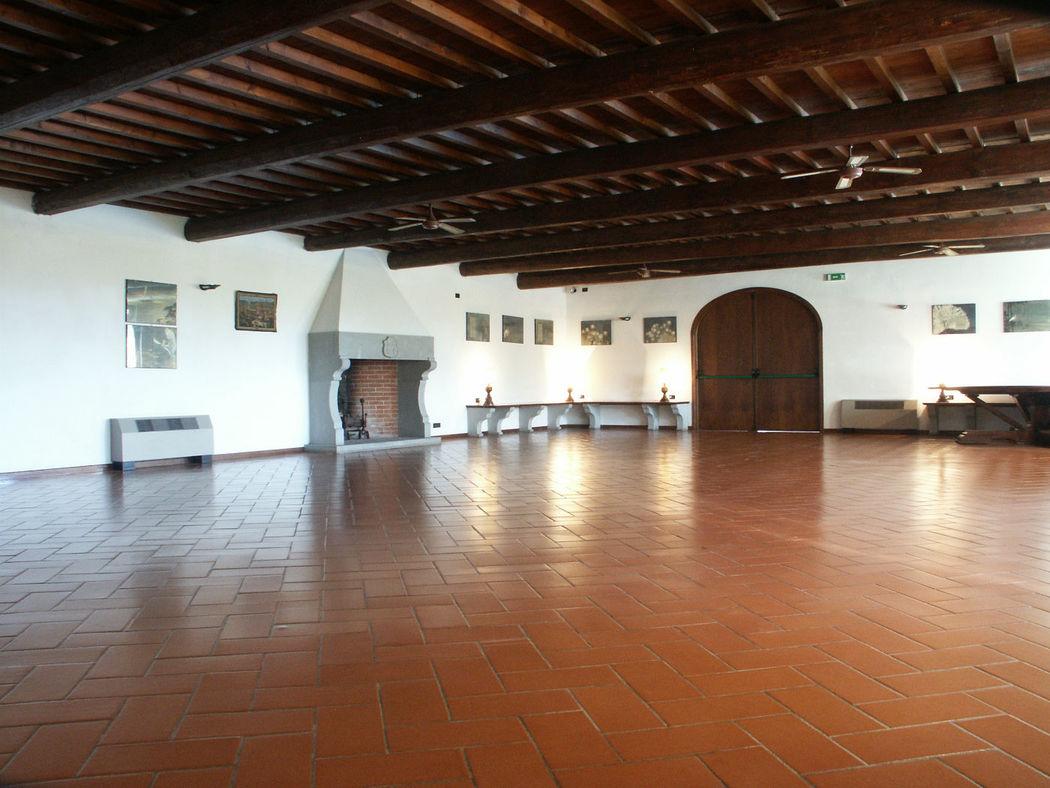 FATTORIA PAGNANA - Sala Cavalieri