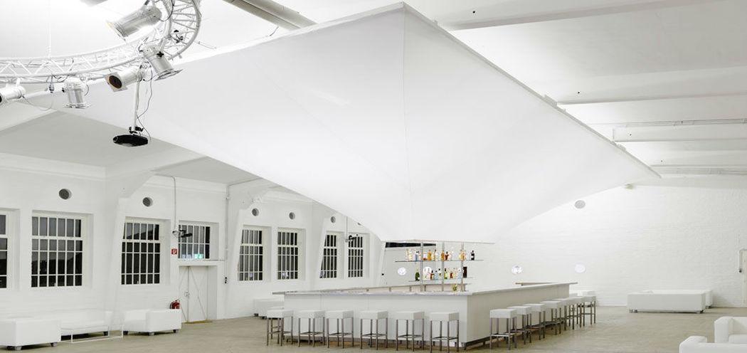 Beispiel: Festsaal, Foto: Nordlicht Events.