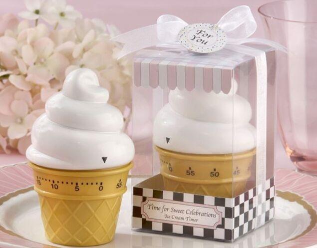 Timer ice cream