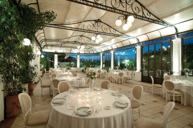 Allestimento - La Medusa Grand Hotel