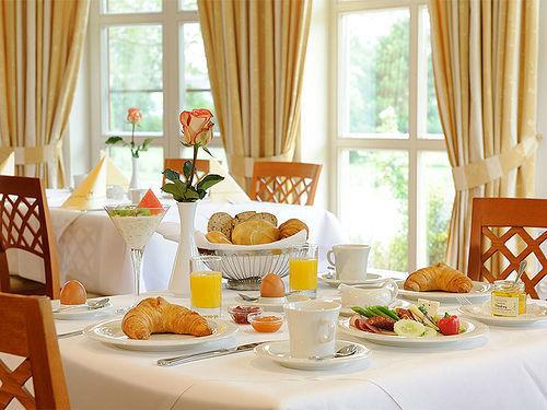 Beispiel: Frühstück, Foto: Hotel Vila Vita Pannonia.