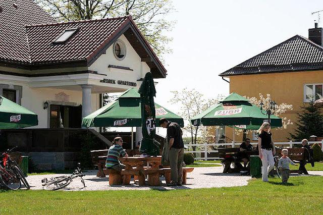 Dworek w Opatowie