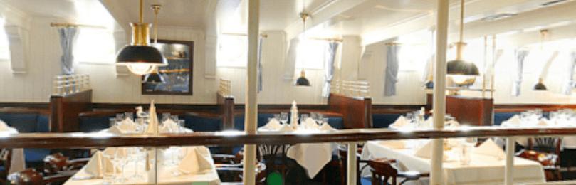 Beispiel: Restaurant, Foto: Rickmer Rickmers Gastronomie.